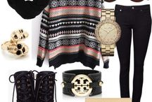 Winter Casual Outfits ☺