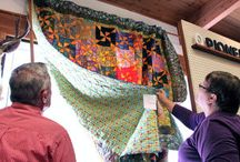 "Great Sarpy County Quilt Exhibit / Every year, from approximately June 1- August 15, the Sarpy County Historical Museum hosts the ""Great Sarpy County Quilt Exhibit."" Over 100 quilts are displayed and several live demonstrations are scheduled throughout the summer."