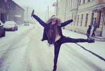 • ❄ winter ❄ •