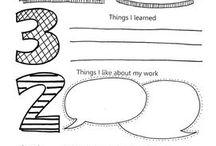Art Handouts/Assessments