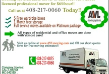 San Jose, CA / One of the best cities in Santa Clara county California. Do let us know if you need local moving services! Call AVL moving at 408-329-9465 for free moving estimates &bookings. / by AVL Moving System