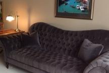Sofa  / by Mary Torgusen