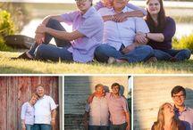 Our Family Portrait Sessions / Recent Kansas City family portrait sessions from Glow Imagery.