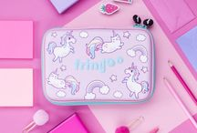 UNICORN ADDICT / Unique unicorn gifts, kids school accessories, backpacks, drawstring bags, pencil cases, notebooks, etc. Colourful and creative items for kids and teenagers.