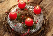 Weihnachtsdeko / Deko, Figuren, Lichterketten uvm. für die Adventszeit und Weihnachtsfeiertage.