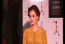 Dia Mirza / Dia Mirza's latest hot and happening news, gossips, pictures, photo shoots, videos and interviews.