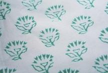 Cotton Napkins / Table Linens Napkins - Cotton Napkins - Printed Cloth Napkins