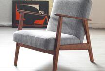 Mid-Century Chair Inspo