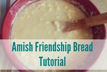 Amish Recipes / by Azorean GreenBean / Maria Lawton