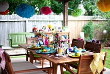 Table Decor / by Denise Woolston