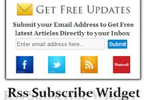 Blogger Widgets / This is about blogger widgets and gadgets