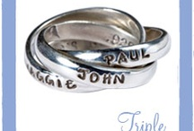 Rings and pretty things / by Laura Hudson