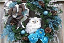 venček na dvere Vianočný