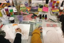 Tight Modern Workshop - Brighton Libraries / Workshops at Jubilee Library, Patcham Library and Whitehawk Library