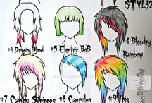 Hairstyles I would try