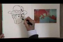 Art Videos / by Louann Brown