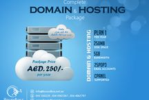 Web Hosting Dubai Packages / Boundless Technologies FZCO is the best domain registration and re-seller provider company established in UAE which provides fast VPS and dedicated servers affordable in price and reliability. We are in this business since more than 13 years and having a notable and worthy name for best domain hosting, dedicated servers and website designing and development. Do contact us for more information.