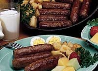 Sausage / With Burgers' Smokehouse Sausage, you can buy sausage online and have it delivered to your home or as a gift. You'll love Burgers' gourmet sausage.