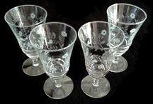 Vintage Barware and Drinkware