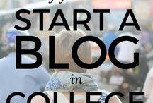Starting blogs