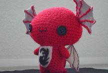 z crochet toys/doll clothes / by jaznak