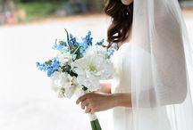 Bridal Bouquet : Handmade Paper Flowers / Mulberry Paper Flowers handmade bridal bouquet.