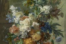 Flowers / First day of spring.  By Rijskmuseum