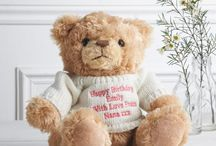 First Birthday Gifts / Ideas for what to buy Children on their first birthday.