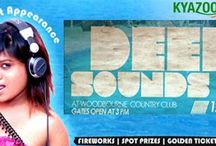 KyaZoonga.com: Buy tickets for Deep Sounds at Goa - pool party