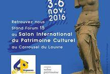 Salon international du Patrimoine 2016