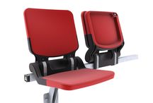 The BOX Seat 903 Model / The BOX Seat 903 incorporates a tough polymer seat with both exceptional durability and comfort.