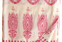 paisley, saris, kantha, & medallions / beauty from southern asia