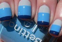 Nails / by Lauren O'Nizzle