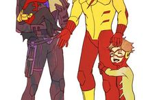 Kid Flash X Robin