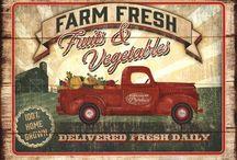 Food Vintage