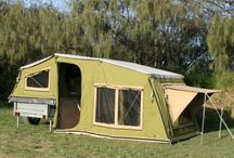 Rooftents / Dachzelte / Pictures of different rooftents