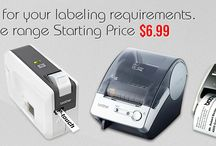 Label & Barcode Makers