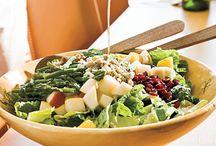 Salads / by Krista Scott