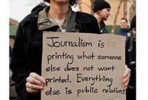 Journalism / by Shana Karnes