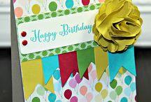 Verjaardag / Birthday / Wat met een verjaardag / birthday te maken heeft