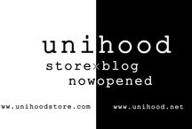 News from UNIHOOD / New arrival of Products on UNIHOOD store