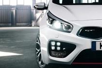 Kia pro_cee'd GT / De Kia pro_cee'd GT is de jongste en krachtigste van de cee'd familie met 204pk. Ook als 5-deurs Kia cee'd GT verkrijgbaar. / by Kia Motors Nederland