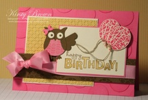 Birthday Cards / by Bianca Flores Cervantes