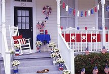 Independence and Memorial day / by Kathryn Rayburn