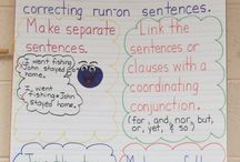 Teaching: Run-on Sentences