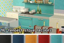 Objects - Kitchen
