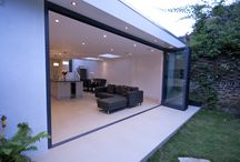 Flat Roofs & Bifold Doors / Variety of flat roofs, great finishes