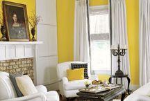 Gorgeous Living Rooms Etc.