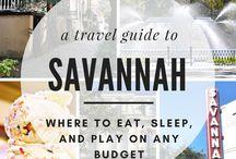 Sul dos Estados Unidos / Dicas de viagem para o Sul dos EUA (Carolina do Sul, Georgia, Alabama, Luisiana)