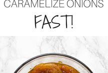 Onion Caramelize
